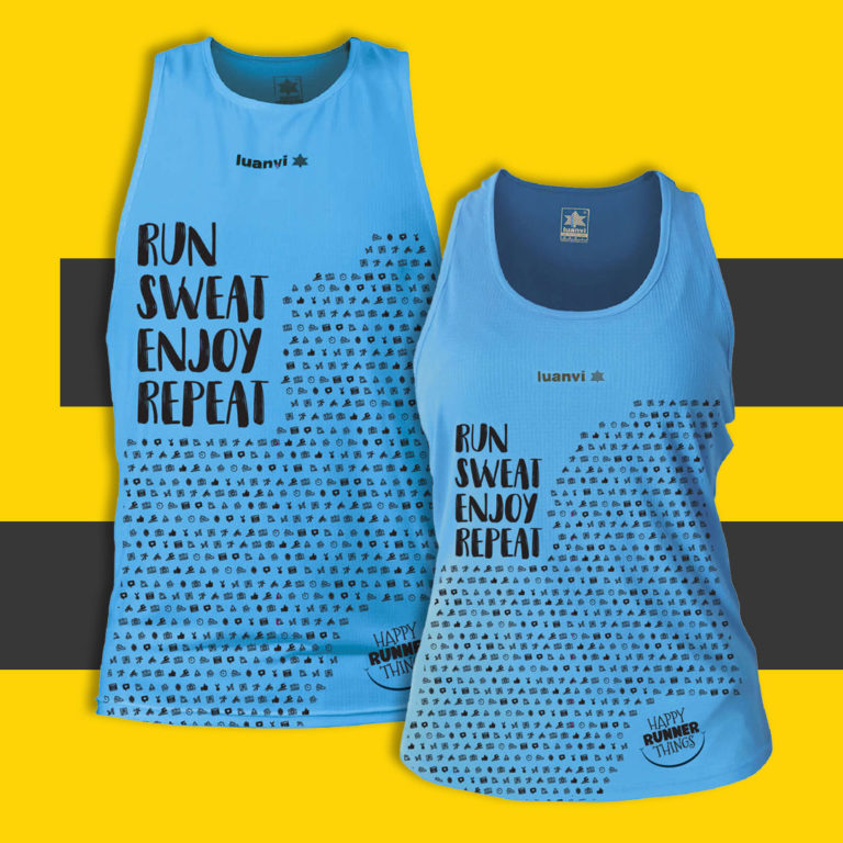 Run, Sweat, Enjoy, Repeat