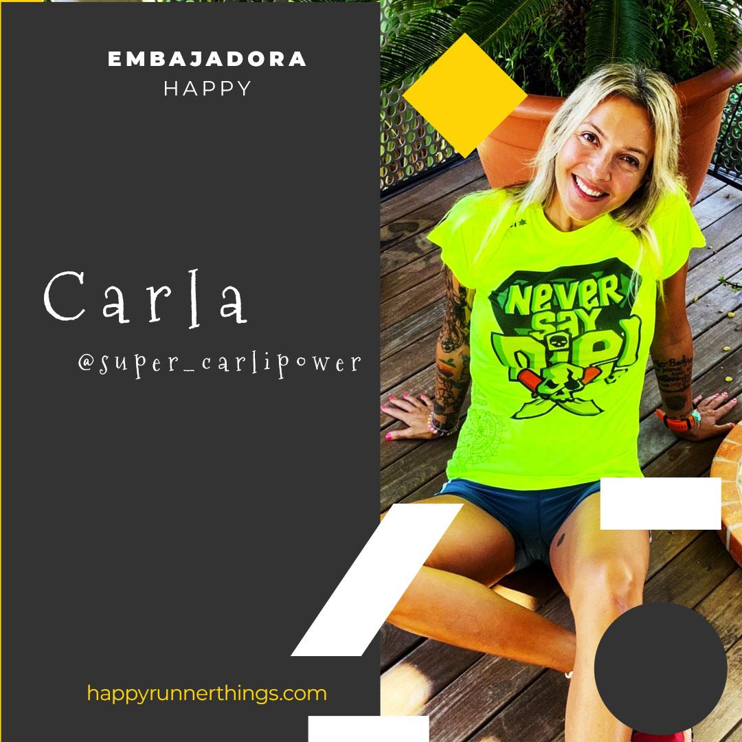 Carla – Embajadora Happy