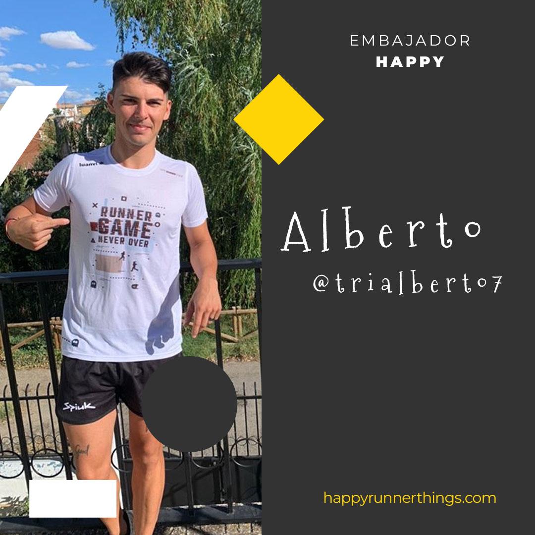 Alberto – Embajador Happy