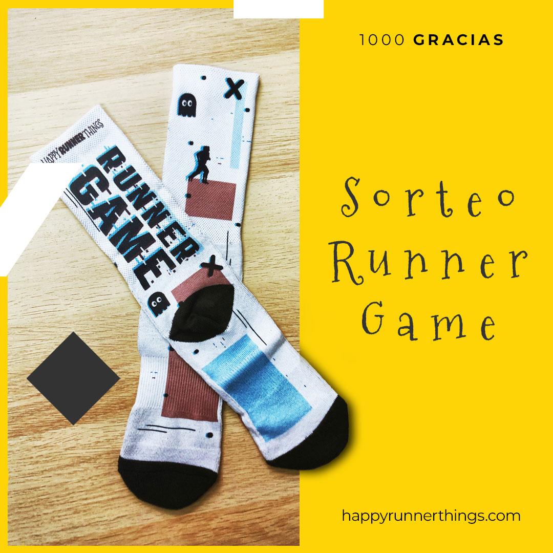 Sorteo Runner Game