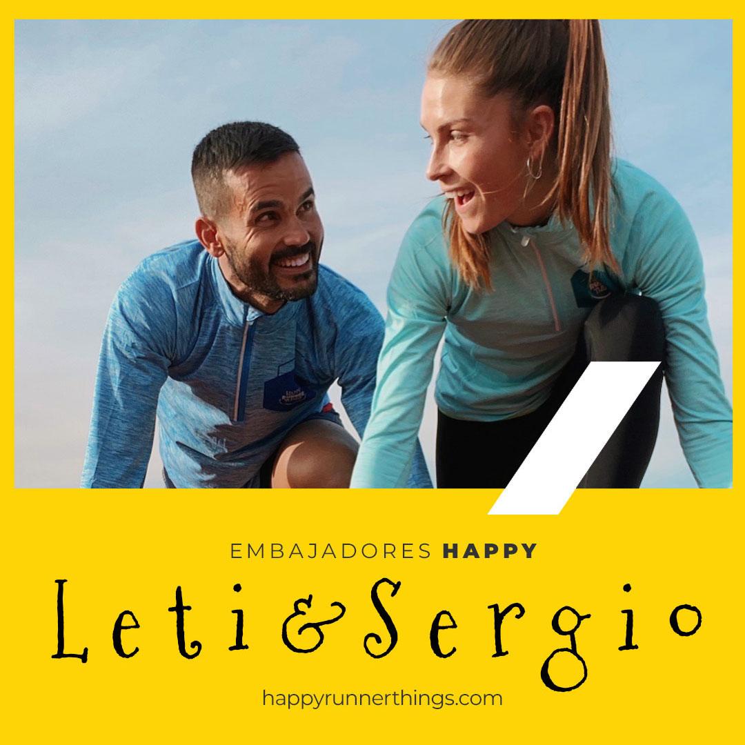 Leti & Sergio – Embajadores Happy