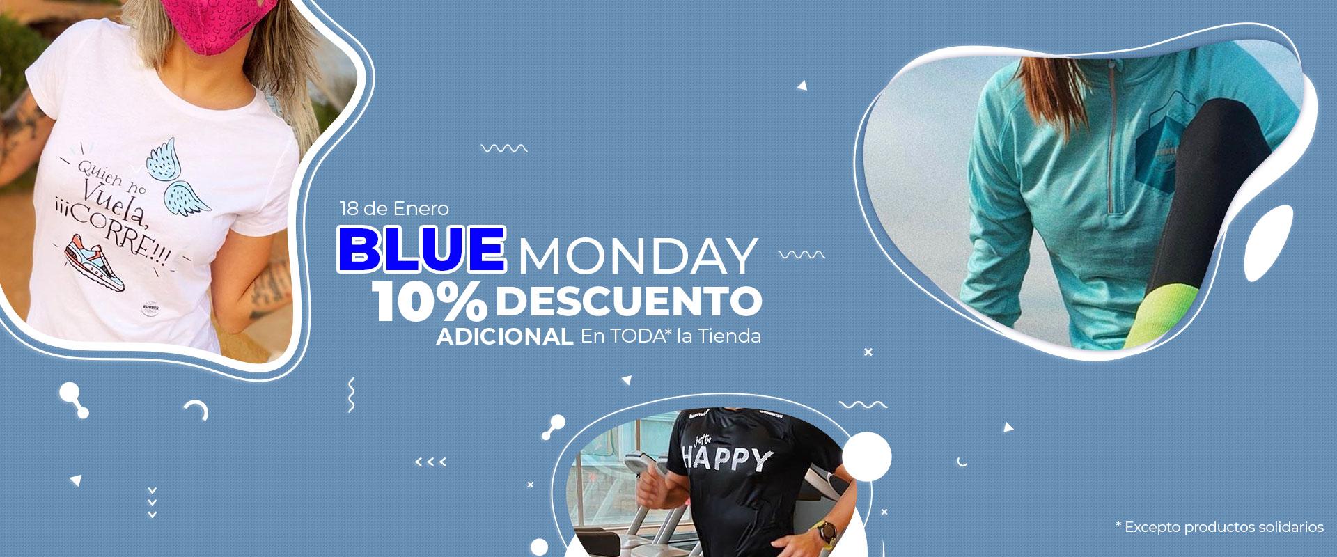 Happy Blue Monday